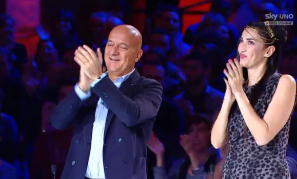 italia's got talent 16 aprile 2015 applausi