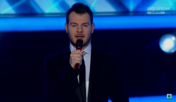 Alessandro Cattelan X Factor 5 finale