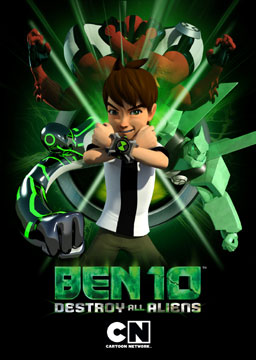 Ben 10 Destroy All Aliens e Ultimate Alien (il finale) dal 9 marzo su Cartoon Network