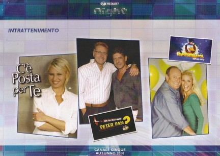 Canale 5 - Prime time