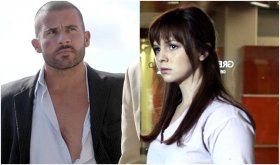 Dominic Purcell Amber Tamblyn