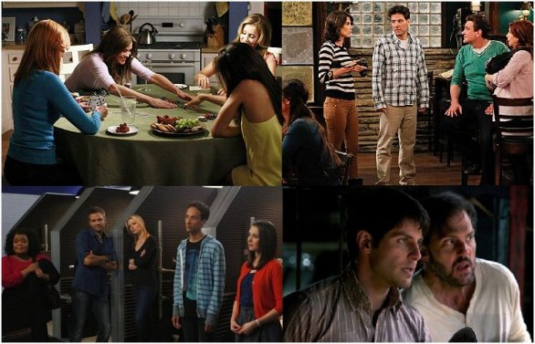 Desperate Housewives How I Met Your Mother Community Grimm