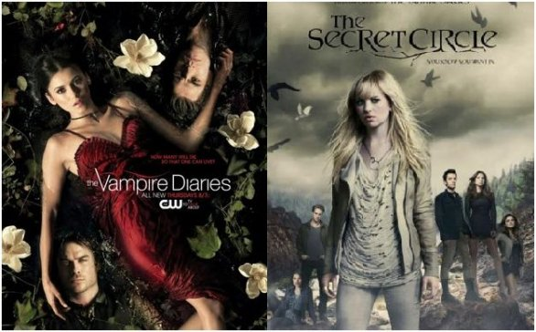 The Vampire Diaries 3 The Secret Circle