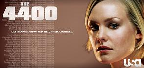Lilly Moore - The 4400