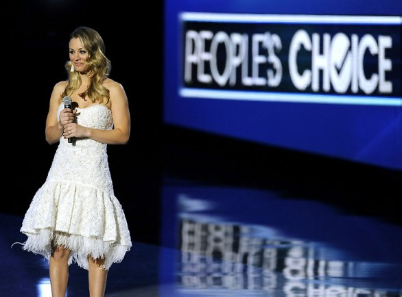 People s choice awards 2012