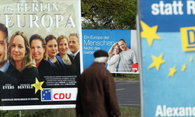 European Union To Hold Parliamentary Elections