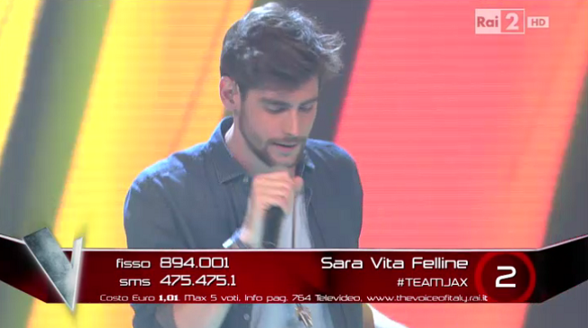 The Voice Alvaro Soler