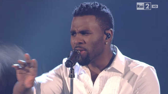 The Voice Jason Derulo q