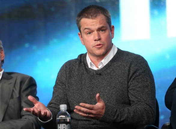 Serie Tv 2013: Matt Damon in House of Lies, NBC ordina pilot di Joe, Joe and Jane e About a boy
