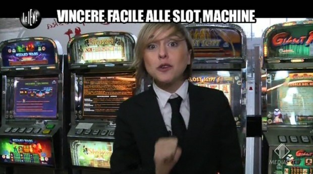Quando si vince alle slot machine