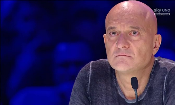 italia's got talent 16 aprile 2015 bisio piange
