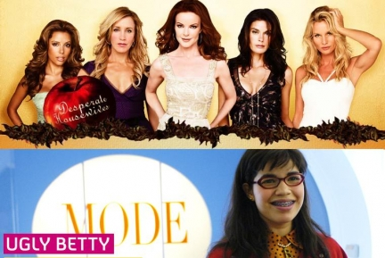 desperate housewives ugly betty
