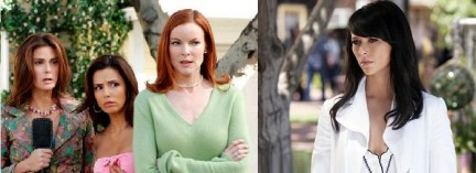 ghost whisperer desperate housewives