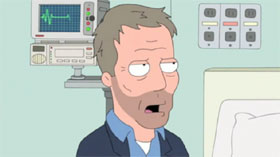 Dr House nei Griffin