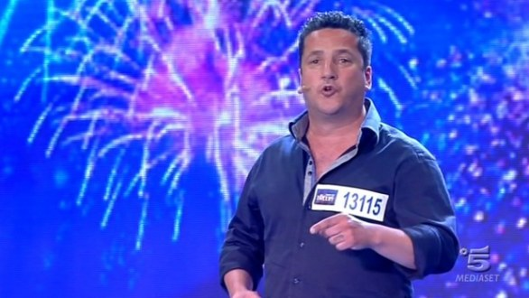Italia's Got Talent 2013-14 - Cetteo Pennese