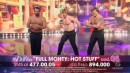 Mirko Bergamasco e i rugbisti hot (stuff) a Let's Dance