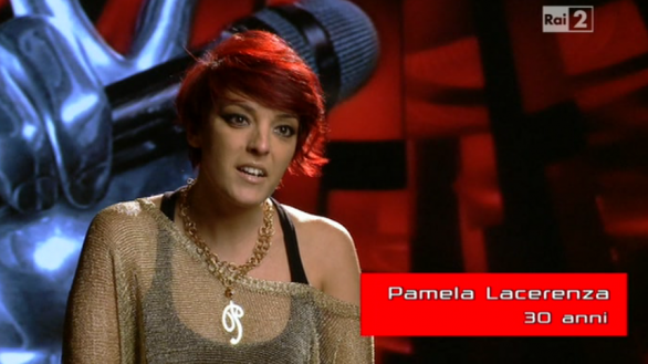 Pamela Lacerenza, The Voice