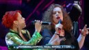 Sanremo 2012 - Noemi con Sarah Jane Morris in Amarsi un po'-To feel in love