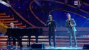 Sanremo 2012 - Pierdavide Carone-Lucio Dalla con Mads Langer Anema e Core-With all my heart and soul
