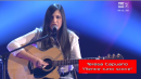 Teresa Capuano, The Voice