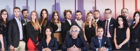 The Apprentice: il cast